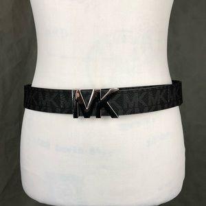 Michael Kors Logo Buckle Belt NWOT